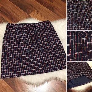 🦋2/$10 3/$15 4/$18 5/$20 Ann Taylor LOFT Skirt